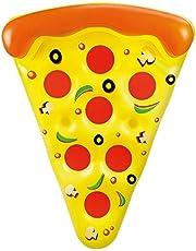 Otto Simon - Flotador Gigante con Forma de porción de Pizza para la Piscina, DE