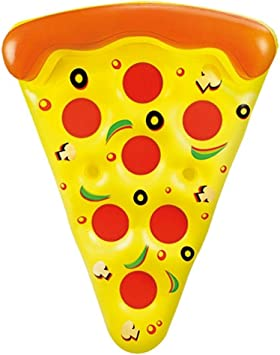 Otto Simon - Flotador Gigante con Forma de porción de Pizza para ...
