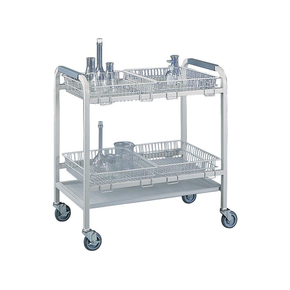 Labconco 8040100 Large Basket for Glassware Cart, 32'' L x 18'' D x 4'' H