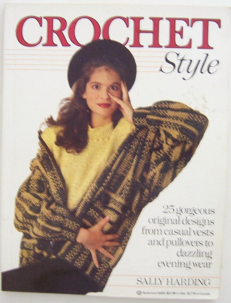 crochet-style