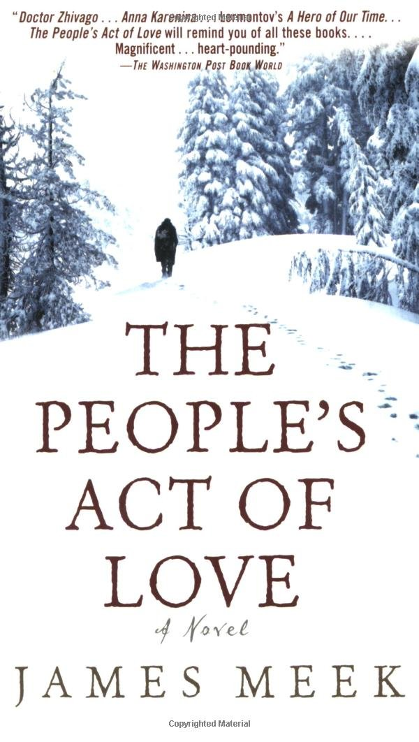 The People's Act of Love: A Novel pdf epub