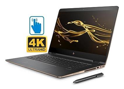 a2c6960d8cc Amazon.com  HP Spectre x360 15t Convertible 2-in-1 Laptop in Dark ...