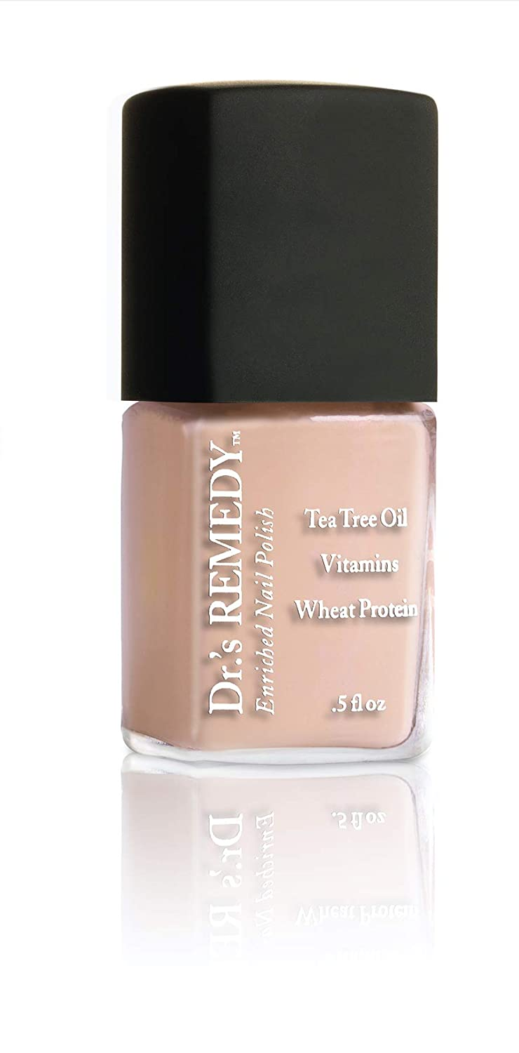 Dr.'s Remedy Enriched Nail Polish - Nurture Nude Pink