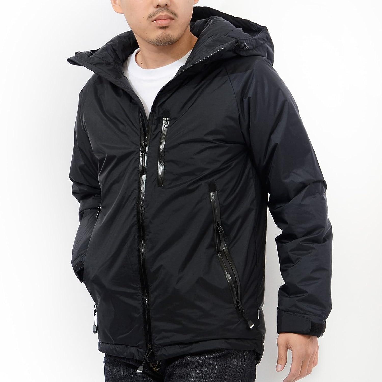 NANGA (ナンガ) ダウンジャケット Aurora Down Jacket オーロラダウンジャケット B01M72LW3O  ブラック L