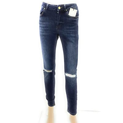 Silvian Heach - Jeans - Femme Blu Lavaggio Scuro 26