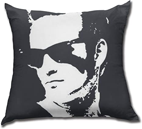 Wangjhjfg Luke Perry Dylan Mckay 90210 Tribute Throw Pillow Decorative Pillow Case Home Decor Square 17 7 X 17 7 Inch Pillowcase Cushion Case For Sofa Bedroom Or Living Room Decorative Pillow Case