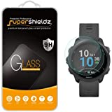 (2 Pack) Supershieldz for Garmin Forerunner 245 and Forerunner 245 Music Tempered Glass Screen Protector, Anti Scratch…