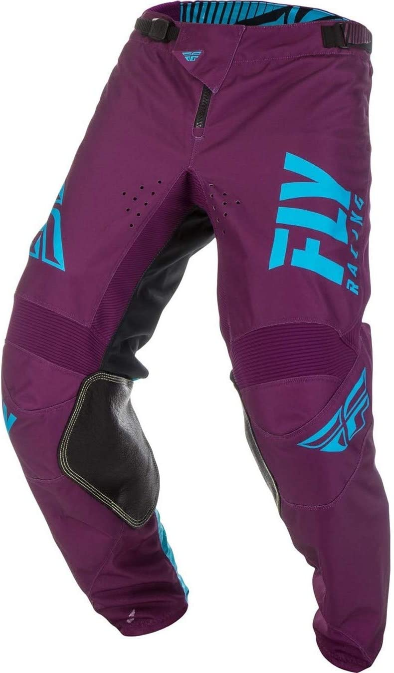 Shield 34 Fly Racing 2019 Kinetic Pants Port//Light Blue