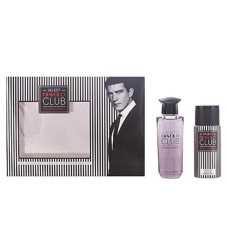Antonio Banderas Diavolo Agua de Perfume + Desodorante - 1 Pack