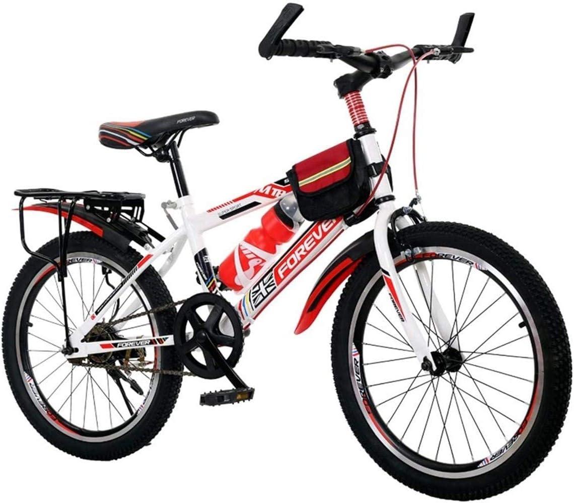 Bicicleta para Niños Bicicletas For Niños Pedal Boy Velocidad Montaña Estudiante Vespa De La Bici Bicicleta De Los Niños 08/10/14 Años De Bicicletas