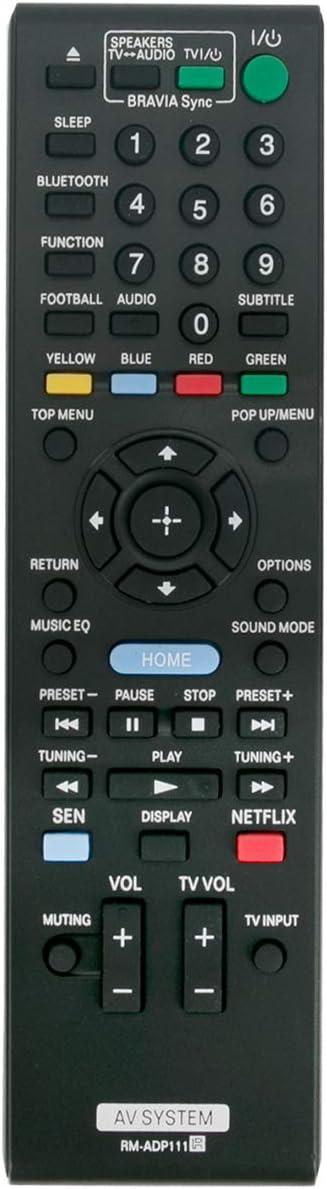 Control Remoto Para Sony Bdv-e2100 (xam)