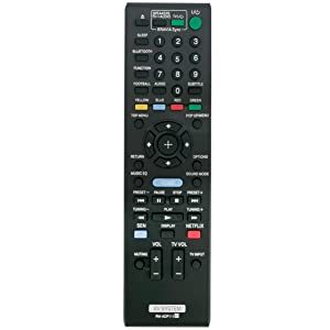 RM-ADP111 Replacement Remote Control Applicable for Sony BDV-E2100 BDV-E4100 BDV-E6100 BDV-E3100 Blu-ray DVD Home Theatre System
