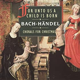 Amazon.com: Chorals for Christmas - For Unto Us A Child Is Born: Sofia Chamber Orchestra, Emil ...