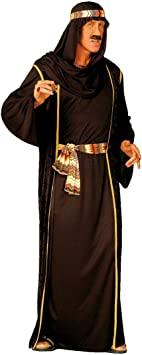 Jeque Disfraz Jeque Disfraz Orient Araber Árabe Disfraces ...