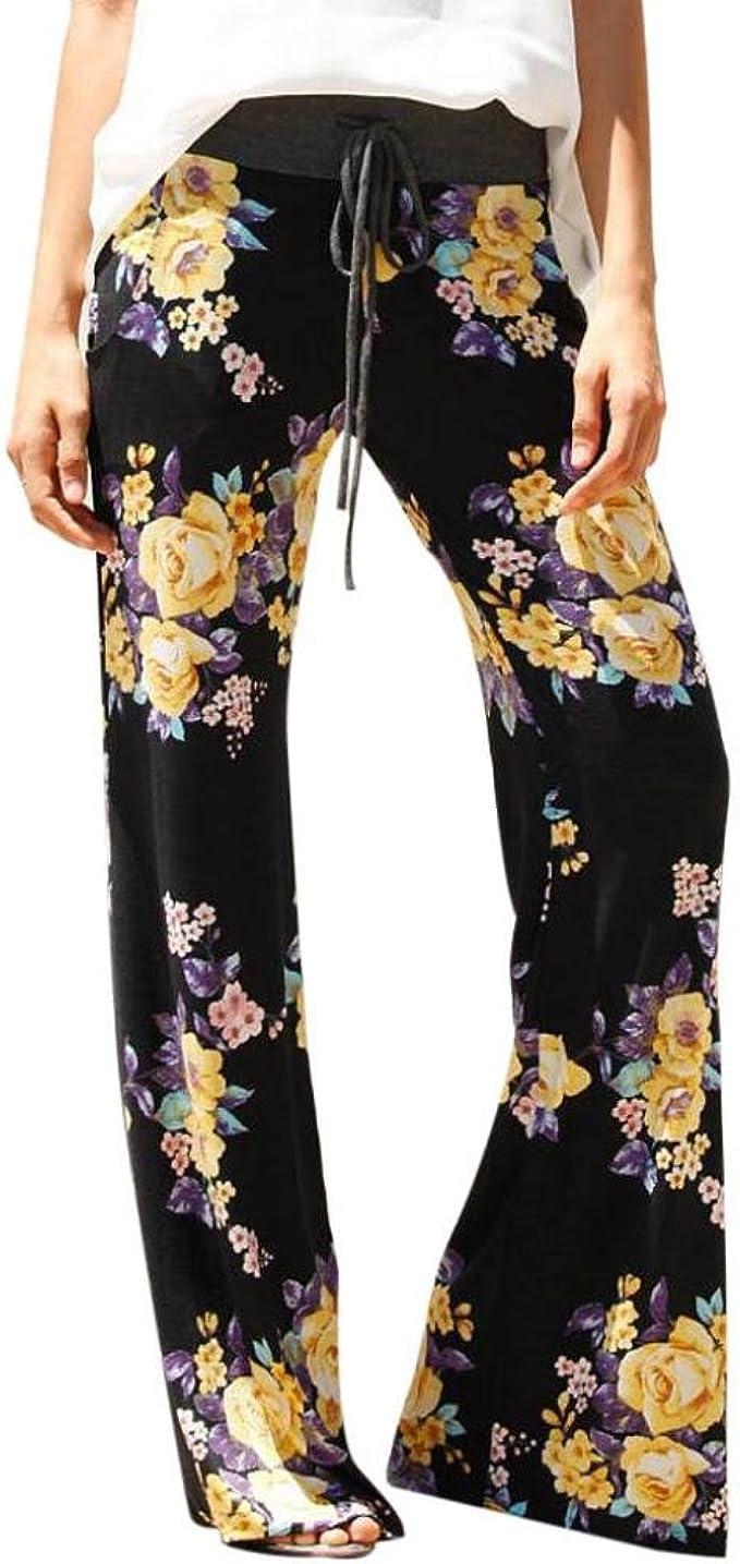 Amazon.com: Pocciol - Leggings sueltos para mujer ...