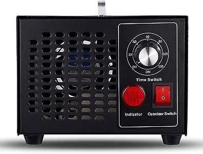SOAR Generador de Ozono Generador de ozono, O3 purificador de aire ...