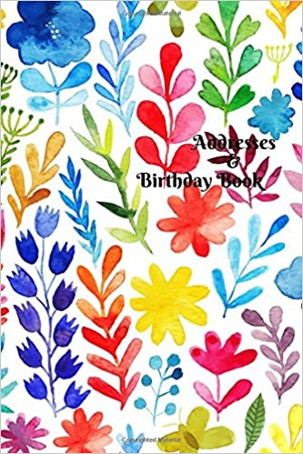 Addresses Birthday and Anniversary Reminders Frenz /'n/' Fam Address Book: Alphabetical Contact Notebook for Friends and Family Phone Numbers A-Z for Names Email UK Edition