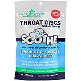 Soothe Throat Discs - Bag of 46 Lozenges - 3 Bags