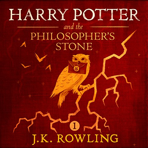 """Harry Potter and the Philosopher's Stone, Book 1"" av J.K. Rowling"