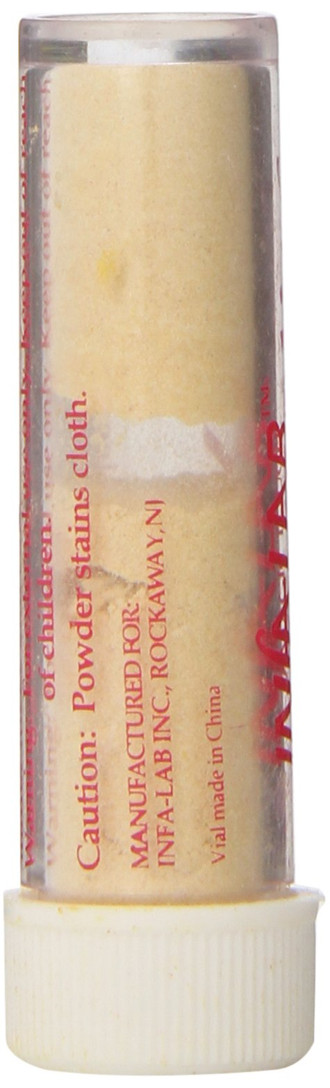 Infalab Nick Relief Styptic Powder, 24 Vials by Infalab