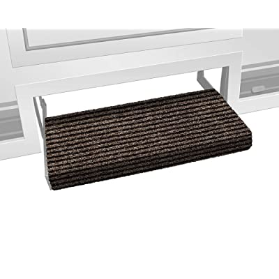Prest-O-Fit 2-0421 Ruggids RV Step Rug Sierra Brown 23 In. Wide: Automotive