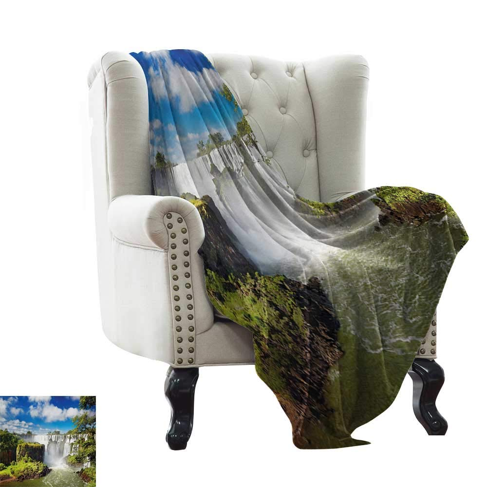 Amazon.com: Anyangeight - Manta de paisaje, mágica, con ...