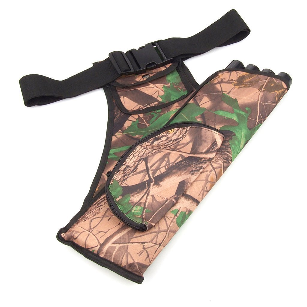 Jesica Sportsman Outdoor Archery Belt Quiver Arrow Bag