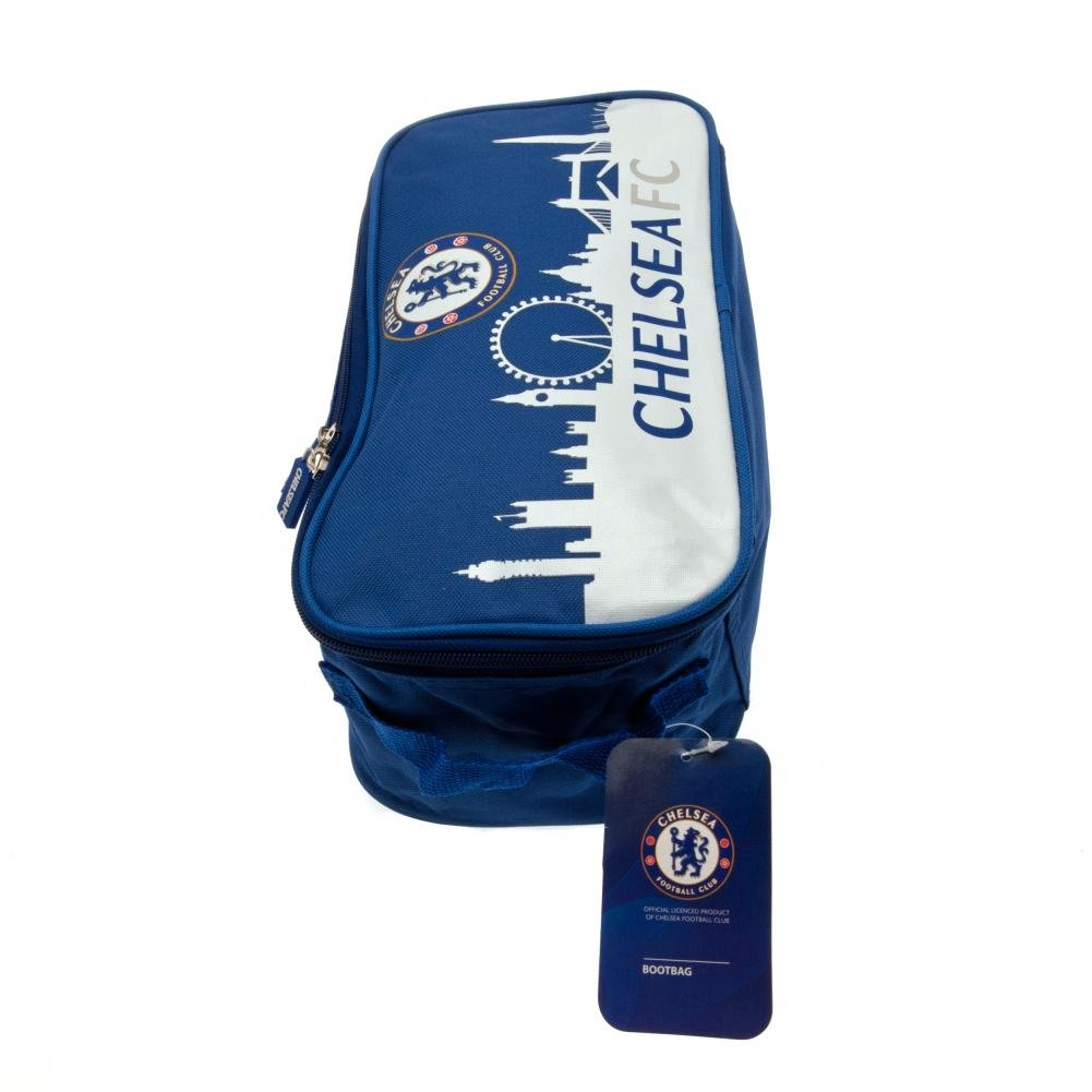 Boot Bag SK Official Merchandise by Chelsea F.C. Chelsea F.C