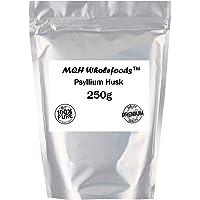MQH Wholefoods™ Psyllium Husk Grade *A* Premium Quality! Free P&P (250g)
