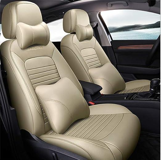 Frontal Negro Par Protectores de conjunto de Cubierta de asiento de coche 13 en Mini Moto