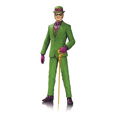 DC Collectibles DC Comics Designer Action Figures Series 1 Riddler Action Figure: Toys & Games
