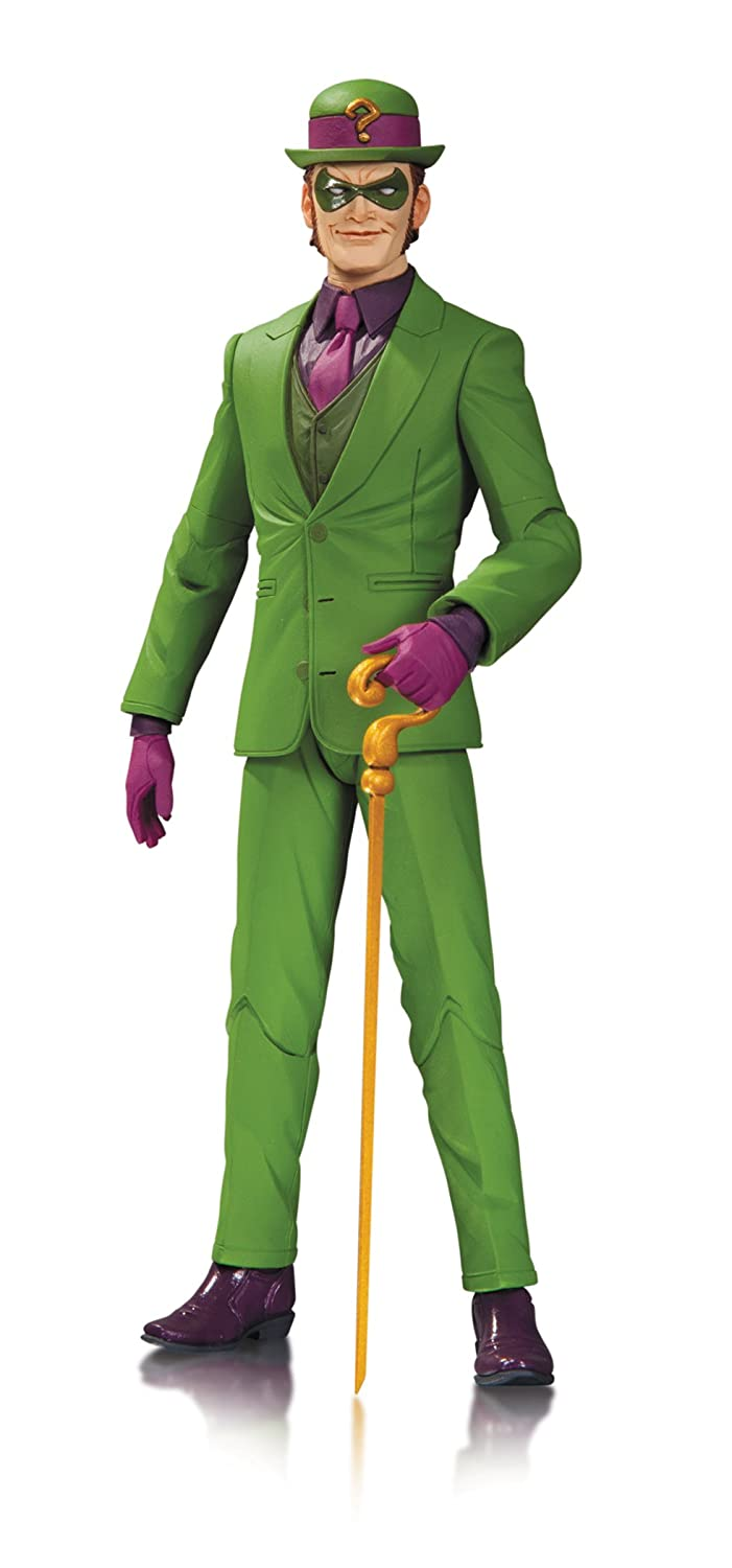 DC COLLECTIBLES DC Comics Design Action Figuren Serie 1 Riddler Actionfigur