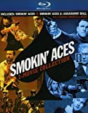 DVD : Smokin' Aces: 2-Movie Collection [Blu-ray]