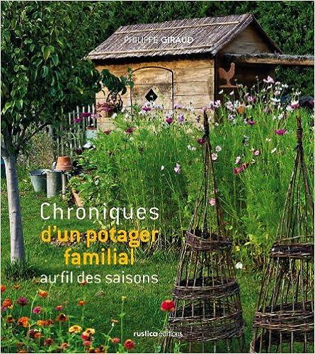 Lire un Chroniques d'un potager familial epub, pdf