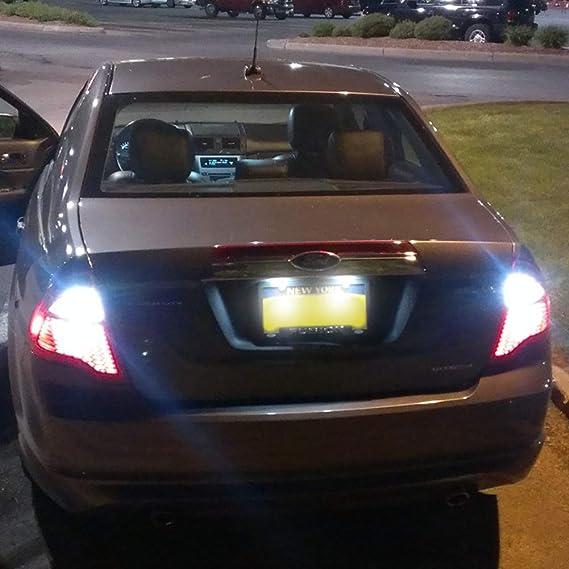 Amazon.com: GemPro - Lámpara de matrícula para Ford Mustang ...