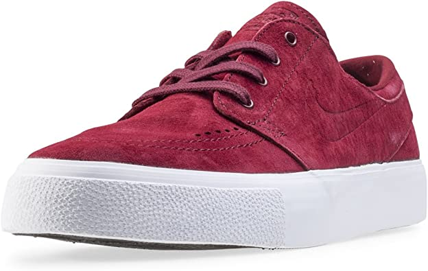 no sale tax release info on new arrive Amazon.com | Nike Men's Zoom Stefan Janoski Premium Team Red/White ...