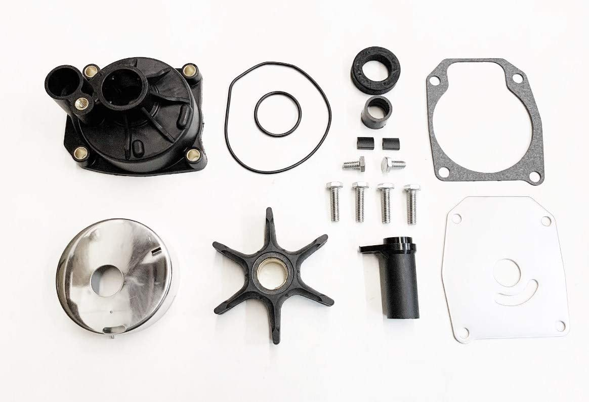 Johnson Evinrude 60 65 70 75 Hp Water Pump Impeller Kit 18-3389 432955 438597