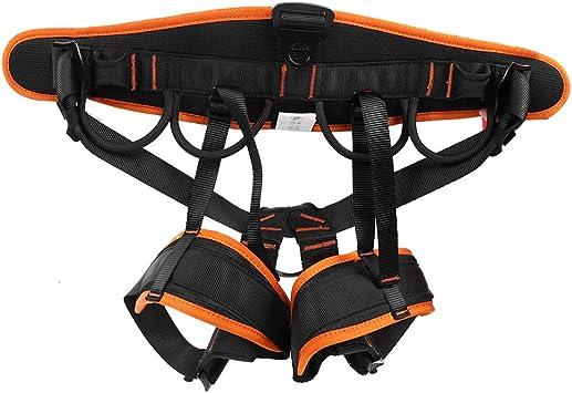 Arnés de escalada, cintura al aire libre, protección de la ...
