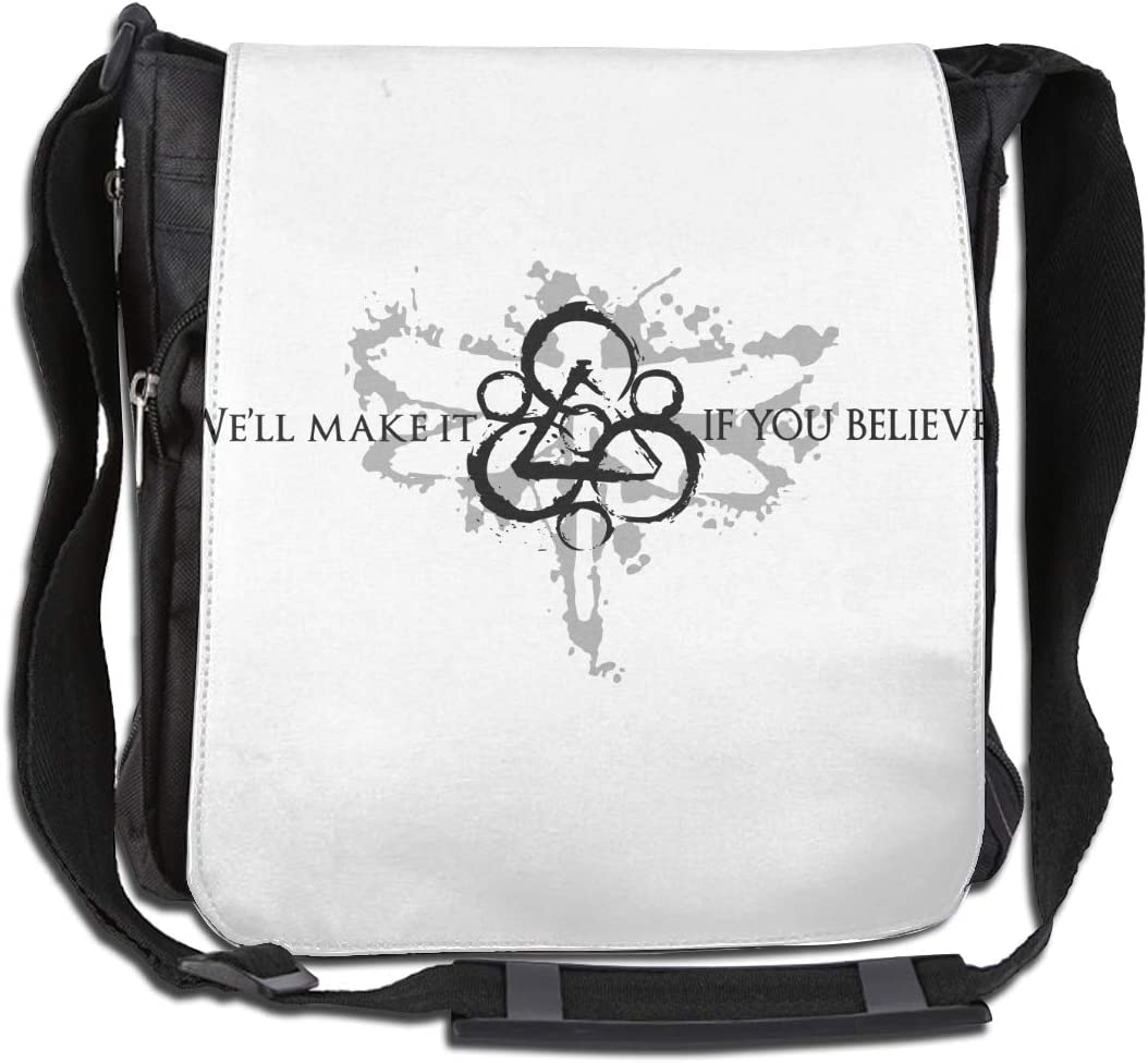 Coheed And Cambria Large Capacity Messenger Bag Shoulder Bag Simple Fashion Personality