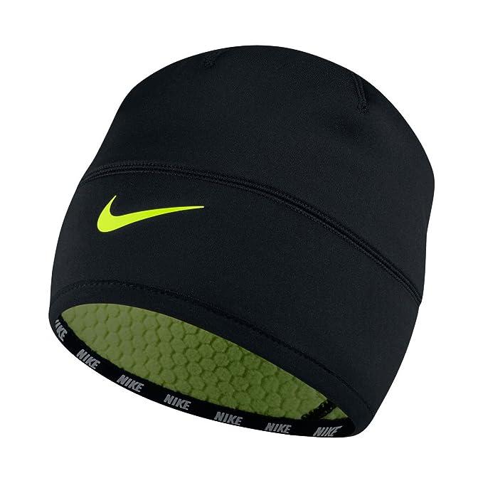 3e369ef92b3 ... discount nike therma fit reversible beanie hat black o s 688b3 dc0e6 ...