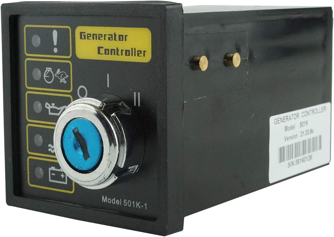 DSE501K LED Manual Key Start Generator Controller Electronic Module for Deep Sea
