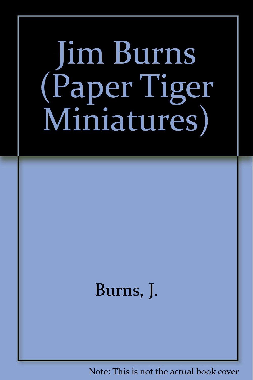 jb a paper tiger miniature