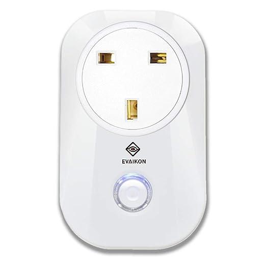 Electrical Sockets Hard-Working Smart Socket Wireless Plug Power Socket Smart Home Switch Smart Remote Control Socket Large Assortment