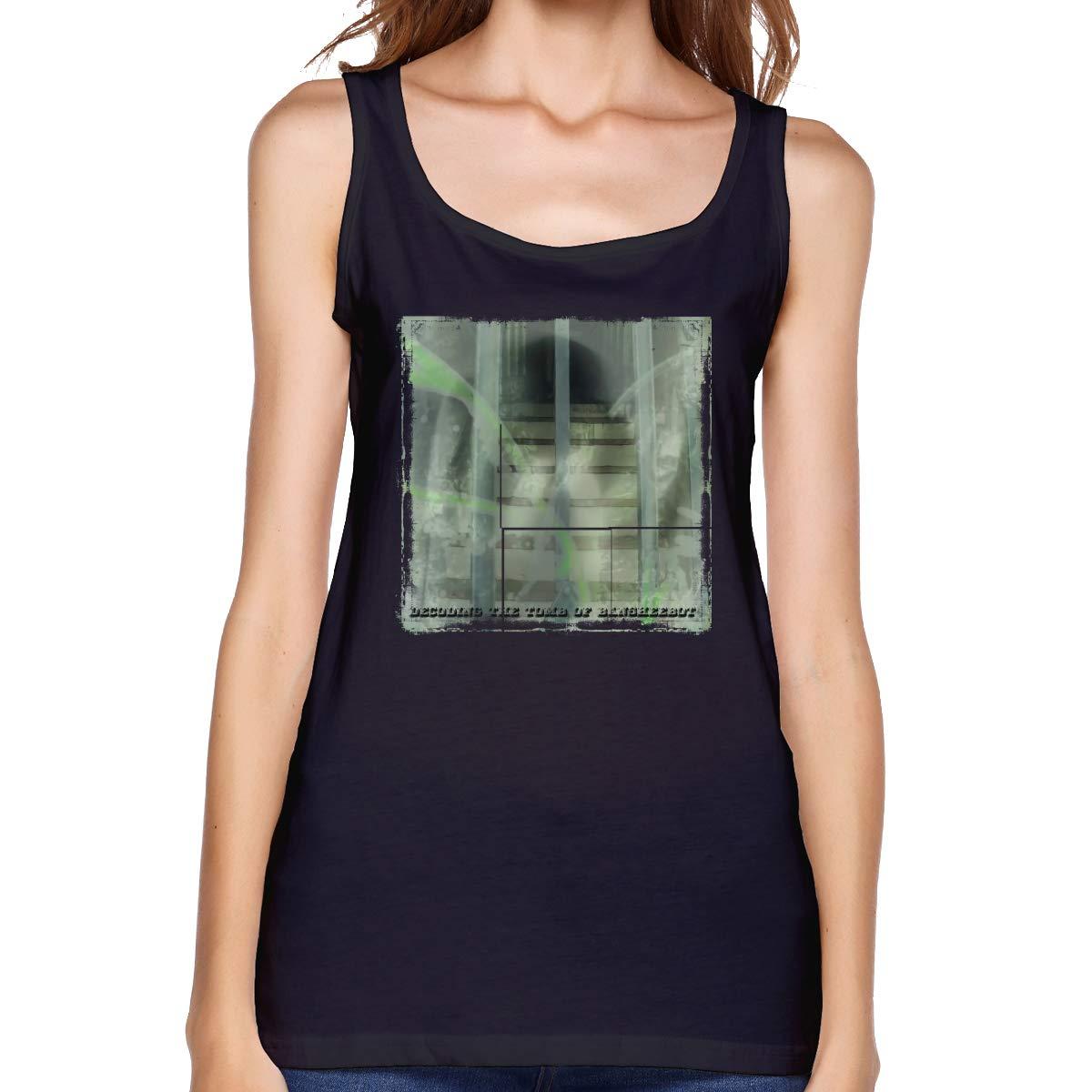 George Buckethead Decoding The Tomb Of Bansheebot Summer Sexy Fashion Tank Top Shir Shirt