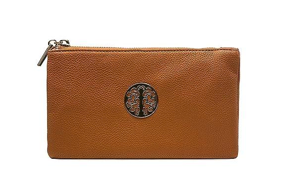 55d98ac18b0 Long & Son Women's Small Clutch, Wristlet, Shoulder,Cross-Body Bags 3141