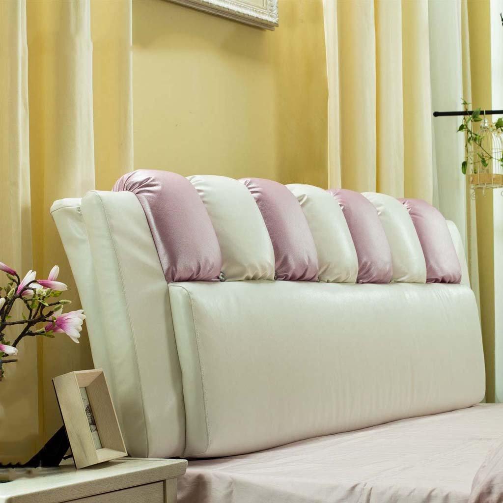 WEBO HOME- Coussins de chevet coussin de couchage épais et épais à grande densité -Coussin - oreiller ( Couleur