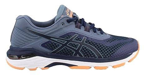 740db01fdf Asics Women's GT 2000 6 Running Shoes in Indigo Blue/Indigo Blue ...