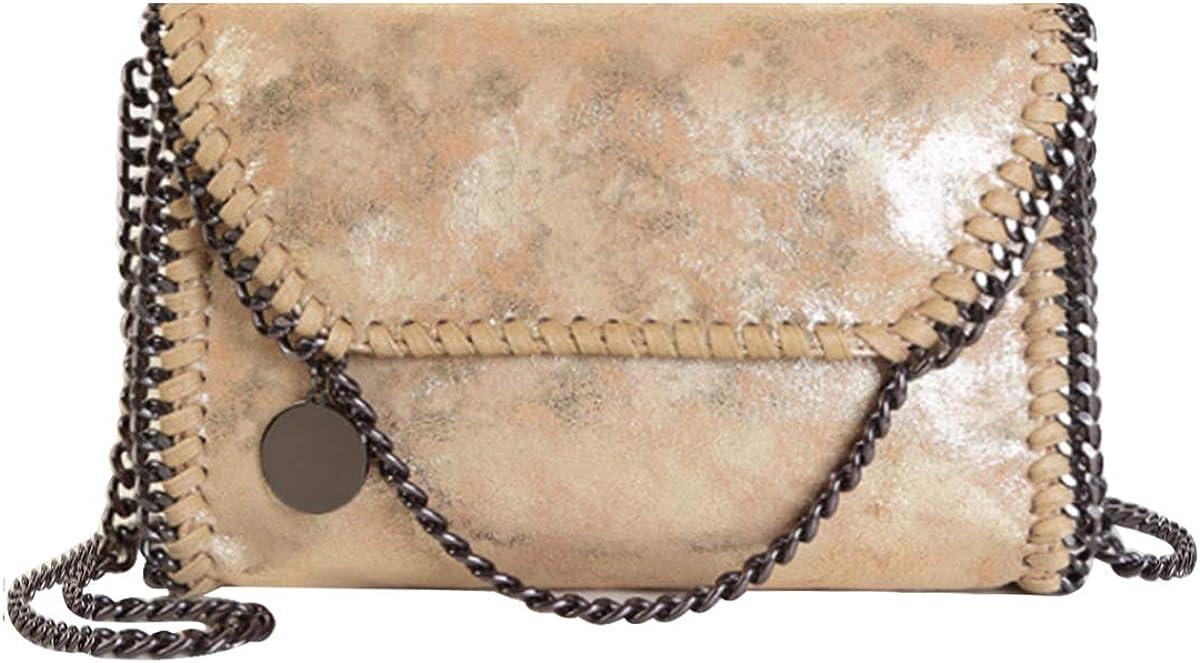 Women's PU Leather Chain...