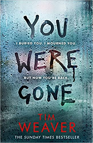 You Were Gone Book Cover