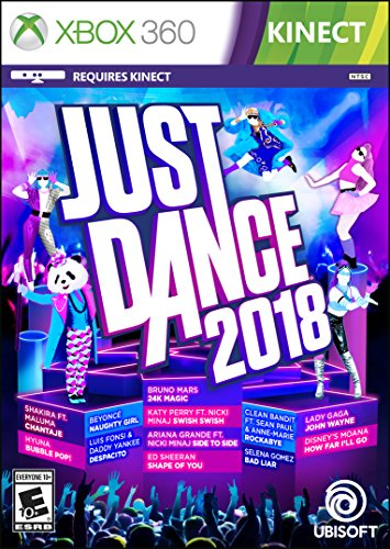 Just Dance 2018 - Xbox 360 - Outlets Mall Delaware